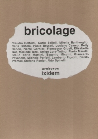 Bricolage  Terza serie  N° 4